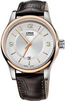 Oris 73375944331ls stainless steel watch