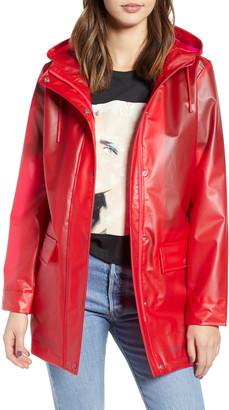 Levi's Translucent Rain Jacket