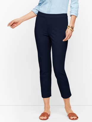 Talbots Chatham Crop Pants