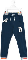 No Added Sugar Swagger track pants - kids - Cotton/Spandex/Elastane - 3 yrs