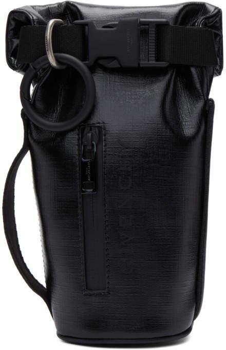 Givenchy Black Mini Jaw Bag