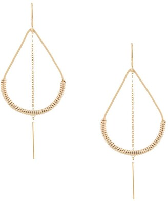 Petite Grand Lagoon earrings