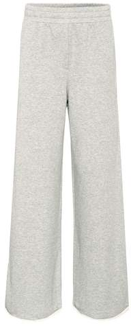 Alexander Wang Cotton-blend trackpants