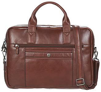 Hexagona LOYALE men's Briefcase in Brown