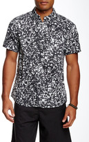Quiksilver Splat Short Sleeve Modern Fit Shirt