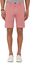 Theory Men's Zaine SW Stretch-Cotton Twill Chino Shorts