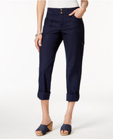 Style&Co. Style & Co Style & Co Petite Convertible Cargo Pants, Created for Macy's