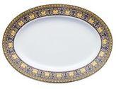 Versace Embellished Porcelain Platter