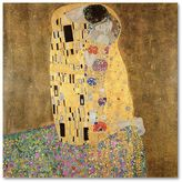"Gustav ""The Kiss 1907-8"" Canvas Wall Art by Klimt"