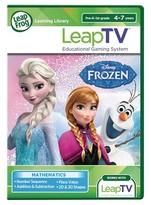 Leapfrog LeapTV: Disney Frozen: Arendelle's Winter Festival EducationalActive Video Game