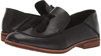 Kork-Ease Tinga (Black Full Grain Leather) Women's Shoes