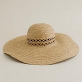 J.Crew Summer sun hat