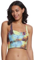 Mika Yoga Wear Lynn Hot Printed Yoga Crop Tank Top 8160966
