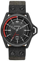 Diesel Men&s Rollcase Canvas Watch
