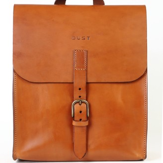 The Dust Company Mod 120 Backpack in Cuoio Brown