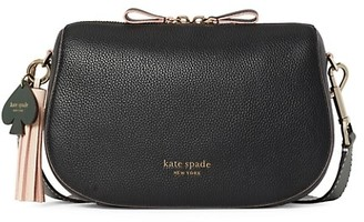 Kate Spade Medium Anyday Leather Saddle Bag