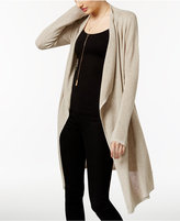 INC International Concepts Draped Duster Cardigan, Only at Macy's