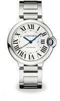 Cartier Ballon Bleu de Stainless Steel Bracelet Watch/36MM