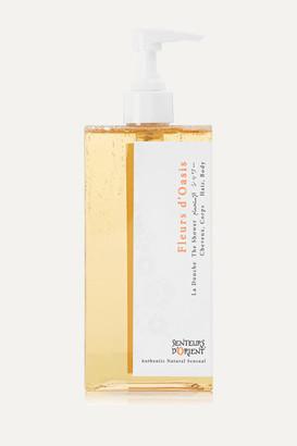 SENTEURS D'ORIENT Fleurs Doasis Hair & Body Wash, 300ml