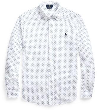Ralph Lauren Print Mesh Shirt