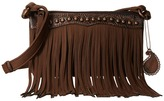 American West Sun Valley Fringe Crossbody/Wallet