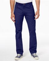 Izod Men's Flat-Front Twill Pants