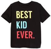 Mighty Fine Best Kid Ever (Toddler & Little Kid)