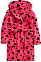 Very Love Heart Dressing Gown