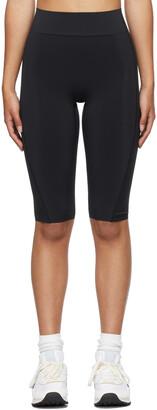 Reebok By Victoria Beckham Black 3/4 Capri Legging Shorts