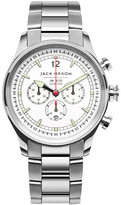 Jack Mason Brand Men&s Brand Nautical Chronograph Bracelet 42mm Watch