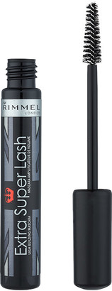 Rimmel Extra Super Lash 8Ml Black Black