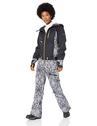 Roxy SNOW Junior's Illusion Jacket and Pant Snow Suit