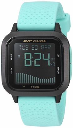 Rip Curl Women's Quartz Sport Watch with Silicone Strap Blue 20.8 (Model: A1139GMIN1SZ)