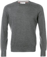 Brunello Cucinelli round neck jumper