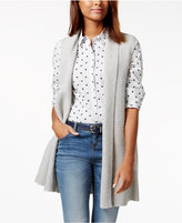 Charter Club Cashmere Ribbed Vest, Only at Macy's