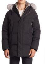 Andrew Marc Freezer Rabbit Fur Jacket