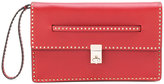 Valentino Garavani Valentino Micro Rockstud clutch - women - Leather/Brass - One Size