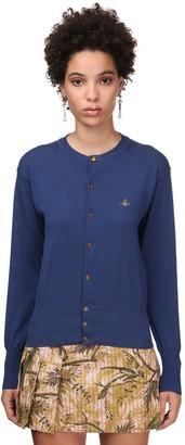 Vivienne Westwood Cotton Knit Cardigan