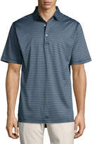 Peter Millar Crown Classic Striped Cotton Polo Shirt