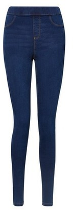 Dorothy Perkins Womens Tall Indigo Authentic 'Eden' Jeggings