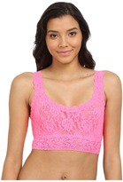 Hanky Panky Signature Lace Cropped Tank Top