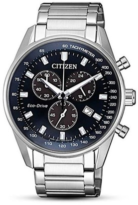 Citizen Men's Eco-Drive Global Collection Chronograph Watch, 40mm