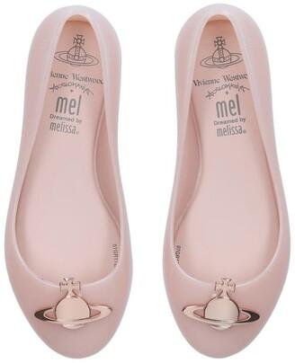 Mini Melissa + Vivienne Westwood Space Love Ballet Flats