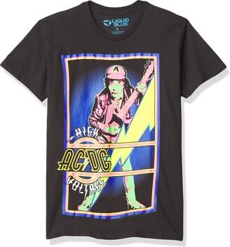 Liquid Blue AC/DC Hight Voltage Blacklight T-Shirt