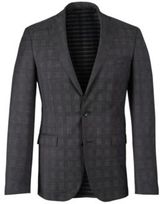 Hugo Boss Ross Extra Slim Fit, Wool Sport Coat 34R Grey