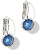 New York & Co. Faceted Faux-Stone Drop Earring