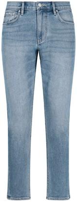 Burberry Kingdom Print Slim-Fit Jeans