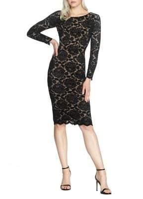 Dress the Population Emery Lace Bodycon Dress