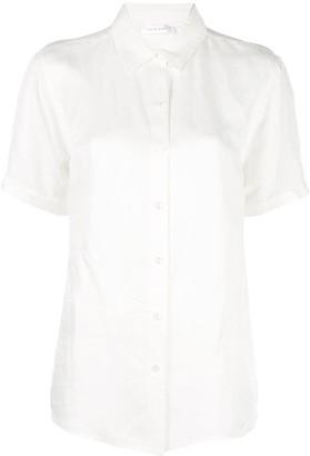 Anine Bing Bruni short sleeve shirt