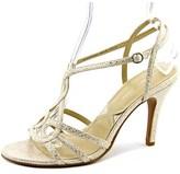 Adrienne Vittadini Grovis Open Toe Synthetic Sandals.